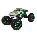 1/8th Sacle Electric Powered Off Road Crawler Green (TPET-0880G)