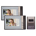One with Two Color Video Intercom Doorbell