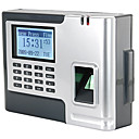 Fingerprint Time Attendance and Door System (Silver)