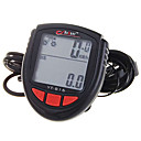 1,4 &quot;LCD elektronische Fahrradcomputer / Tachometer