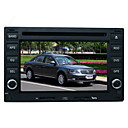 6,5 pulgadas de coches reproductor de DVD para Volkswagen con GPS bluetooth ipod tv