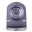 Sony CCD Trumpet Shell Infrared LED Dome IP Camera with 420TVL