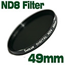 emolux neutrale dichtheid 49mm ND8 filter (sqm6008)