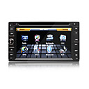 "6.2"" Digital Touch Screen 2-Din Car DVD Player-GPS-ISDB-T-Bluetooth-Ipod-RDS-PIP-Steering Wheel Control"