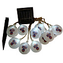 Solar LED Christmas String Light (1049-CIS-19088)