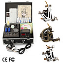 tatouage professionnel kits kit complet avec 3 canons de tatouage