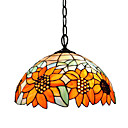 Sunflower Tiffany Pendant Light (0923-XCDS026)