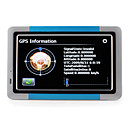 "Portable 5"" Touch Screen Car GPS Navigator-Media-Games-FM Transmitter-AV IN"