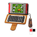 C5000+ Dual Card Quad Band WIFI TV JAVA QWERTY Keypad 3.0 Inch Touch Screen Cell Phone(2GB TF Card)