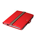 modieuze lederen case voor Apple iPhone (rood)