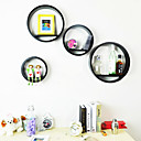 Wall Shelf - 4 pcs Round Floating Box