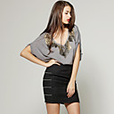 Side Zippers Skirt / Women's Skirts (FF-H-CA2012002)