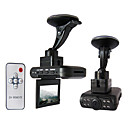 1280 x 960 HD Night Vision Car Digital Video Recorder with 2.5