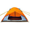 Two-Person Double Layers Orange Tent (CZ08850035)