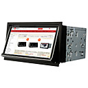 7 polegadas touchscreen digitais carro pc dvd player com gps ISDB-T wifi/3g