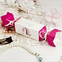 """I Love You "" Candy Wrapper Style Favor Box (Set of 12)"