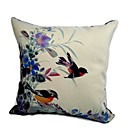 Cushion Cover - Ink Painting Bird I