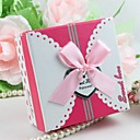 """Sweet Love"" Gift Box with Pink Bow (set of 12)"
