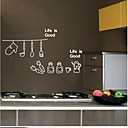 Cook Decorative Wall Sticker(0565-1105061)