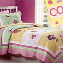 Butterfly 2pc kids bedspread set