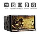 Reproductor DVD 7 pulgadas - IPOD - Bluetooth - TV - RDS