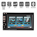 Detachable Panel 6.2&quot; Digi-Screen 2 Din In-Dash Car DVD-3D User Interface-GPS-Digital TV-Bluetooth-Ipod-Steering Wheel Control-6203S