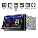 Auto Dvd / 7 Inch / Gps / Ipod / Bluetooth / Tv / Rds