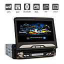 DVD frs Auto 7 Zoll / GPS / Abnehmbares Panel / DVB-T
