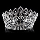 Gorgeous Alloy With Austria Rhinestones Bridal Tiara