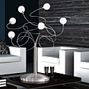 Artistic Contemporary  Table Light with 6 Lights