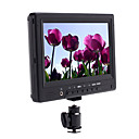 7 pollici dslr monitor lcd hd (1080p, HDMI in out +)