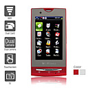 F10 - Dual SIM 3.0 Inch Touch Screen Cell Phone (WIFI Dual Camera JAVA TV Quadband)