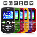 Triple SIM 2.0 Inch Qwerty Keyboard Cell Phone (Dual Camera, JAVA, TV, Quadband)