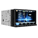 Reproductor DVD 7 pulgadas - GPS - Bluetooth - Frontal Extrable - DVB-T