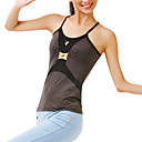 Dacewear Polyester Practice Sleeveless Hip Hop Tops For Ladies