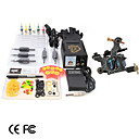 Mini Tattoo Kit with Smart Pointer Power and Ink Needles