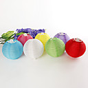 3&quot; Silk Lantern (set of 6)