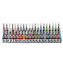 40 Color Tattoo Ink Set 40 * 5 ml