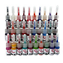 30 Color Tattoo Ink Set 30 * 5 ml