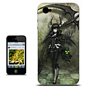 Black Rock Shooter Dead Master Anime Case for iPhone 4/4s