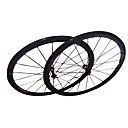 Farseer -38mmCarbon Fiber Clincher Road Bicycle Wheelsets with S Series