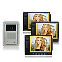 8.3 Inch Color LCD Screen Door Phone (Snapshot Function, 3 Indoor Screens)