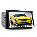 7 Inch 2 Din Car DVD Player with GPS Bluetooth DVB-T RDS