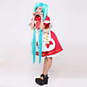 Cosplay Costume Inspired by Vocaloid - Hatsune Miku: Project DIVA 2 Little Red VER.