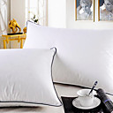 Cotton Sateen High Thread Count Down Pillow