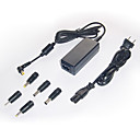 6-in-1 Universal Laptop AC Adapter with 5 Connectors (40W)