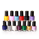 13 Color Stamp Nail Polish for Nail Art Printing New
