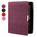 Stylish Snakeskin-pattern PU Leather Case for iPad 2