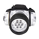 7 LED de brillo universal, lámpara frontal LED ultra faros
