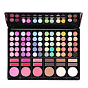 Version 78 couleurs de la palette de maquillage